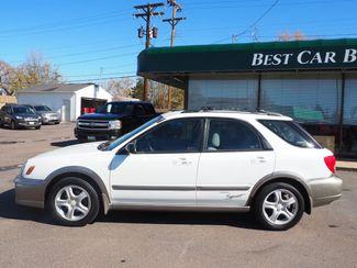 2002 Subaru Outback Sport Englewood, CO 8