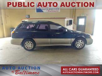 2002 Subaru Outback  | JOPPA, MD | Auto Auction of Baltimore  in Joppa MD