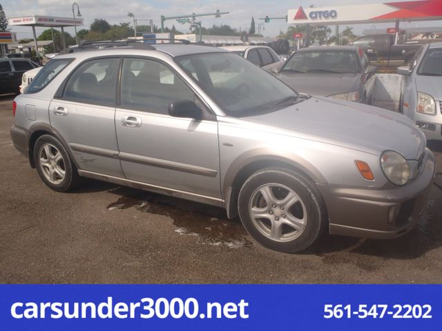2002 Subaru Outback Sport Lake Worth , Florida