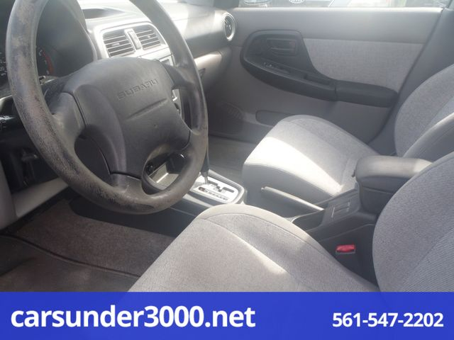 2002 Subaru Outback Sport Lake Worth , Florida 1