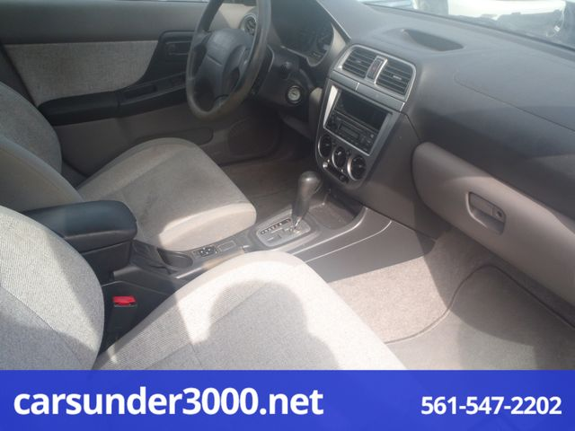 2002 Subaru Outback Sport Lake Worth , Florida 2