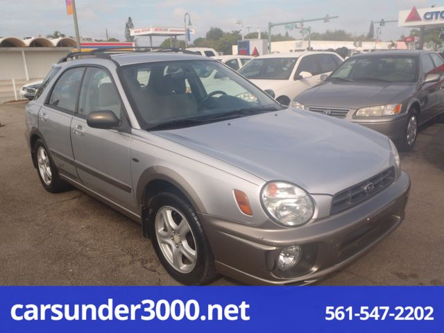 2002 Subaru Outback Sport Lake Worth , Florida 6