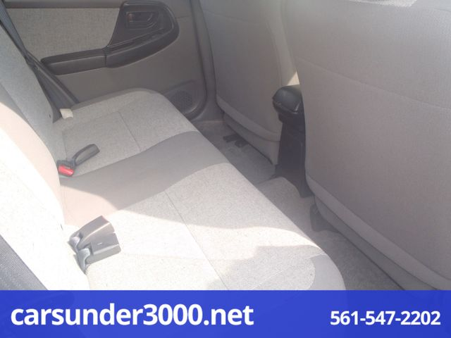 2002 Subaru Outback Sport Lake Worth , Florida 11