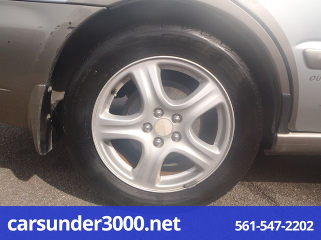 2002 Subaru Outback Sport Lake Worth , Florida 13