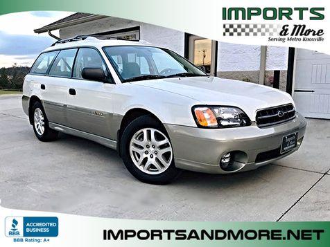 2002 Subaru Outback 2.5 AWD Wagon in Lenoir City, TN