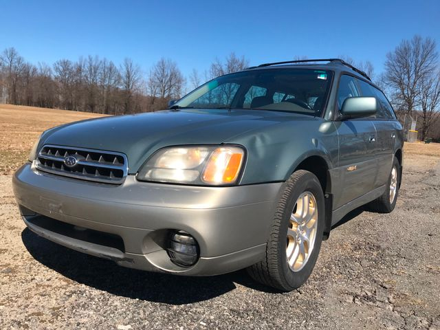 2002 Subaru Outback Ltd Ravenna, Ohio