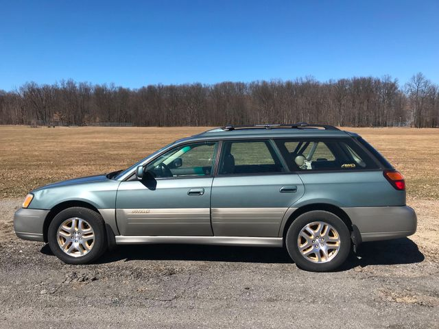2002 Subaru Outback Ltd Ravenna, Ohio 1