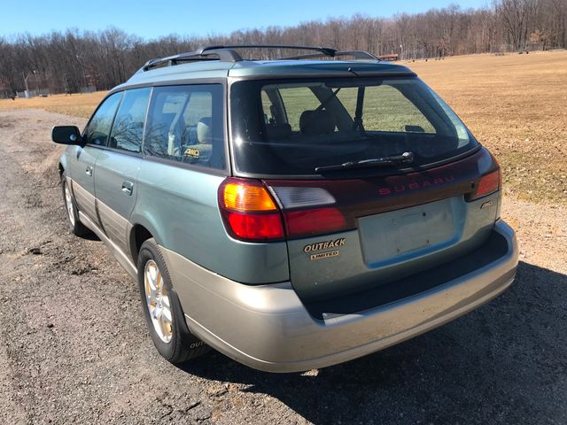 2002 Subaru Outback Ltd Ravenna, Ohio 2
