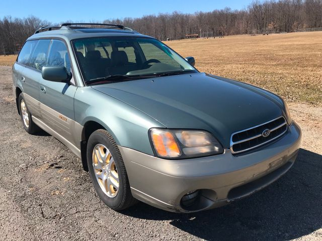 2002 Subaru Outback Ltd Ravenna, Ohio 5
