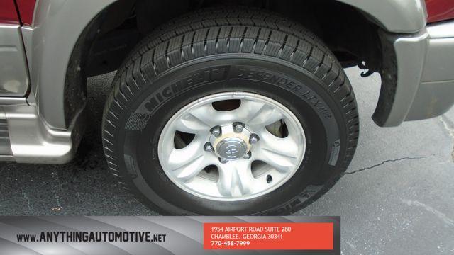 2002 Toyota 4Runner Limited Atlanta, Georgia 15