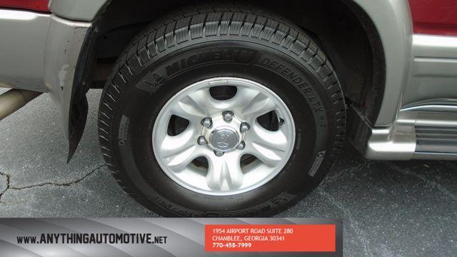 2002 Toyota 4Runner Limited Atlanta, Georgia 16