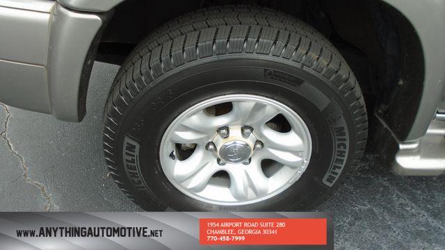 2002 Toyota 4Runner Limited Atlanta, Georgia 18