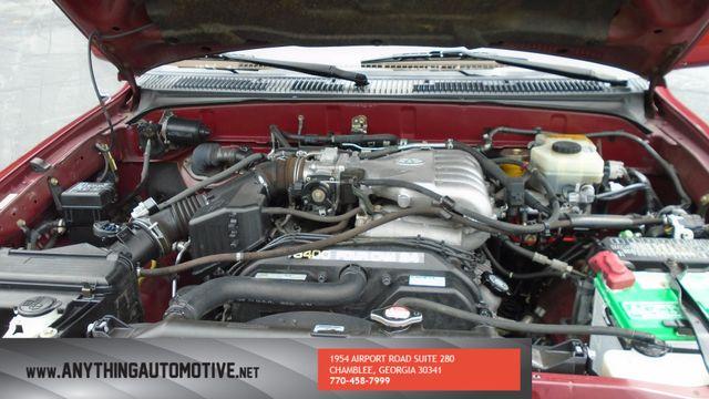 2002 Toyota 4Runner Limited Atlanta, Georgia 26