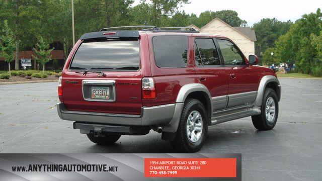 2002 Toyota 4Runner Limited Atlanta, Georgia 4