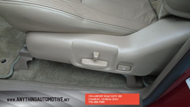 2002 Toyota 4Runner Limited Atlanta, Georgia 45