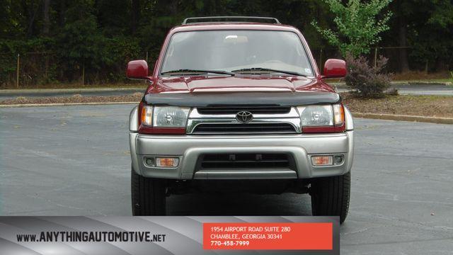 2002 Toyota 4Runner Limited Atlanta, Georgia 7