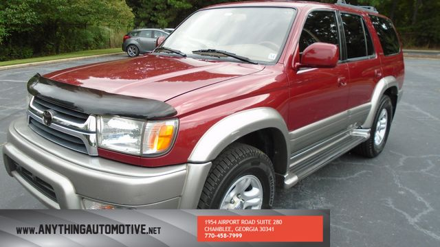 2002 Toyota 4Runner Limited Atlanta, Georgia 9