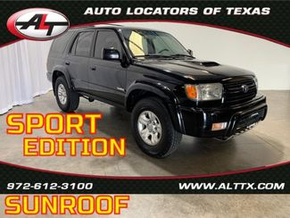 2002 Toyota 4Runner SR5 SPORT EDITION in Plano, TX 75093