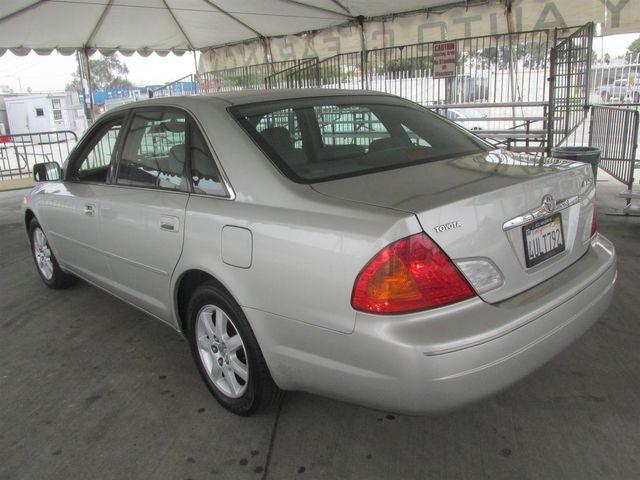 2002 Toyota Avalon XLS Gardena, California 1