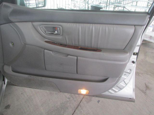 2002 Toyota Avalon XLS Gardena, California 13