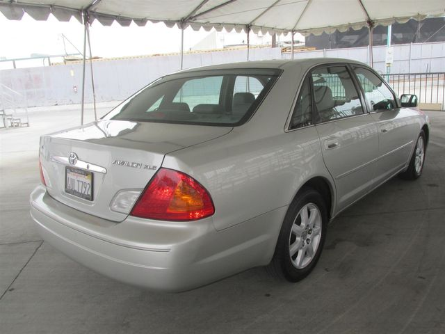 2002 Toyota Avalon XLS Gardena, California 2