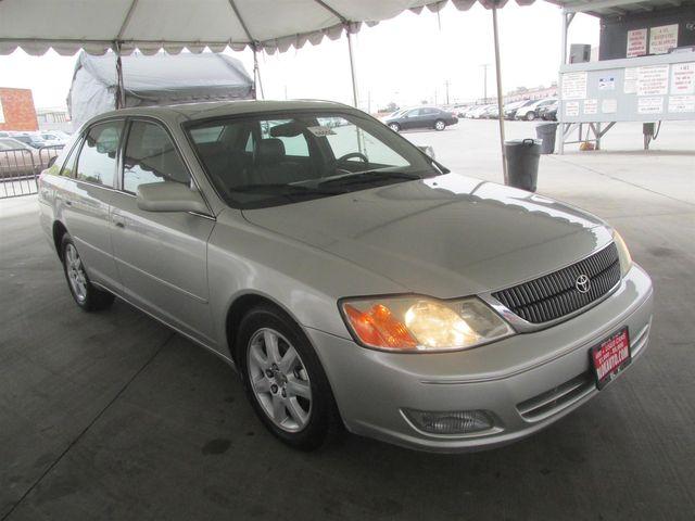 2002 Toyota Avalon XLS Gardena, California 3