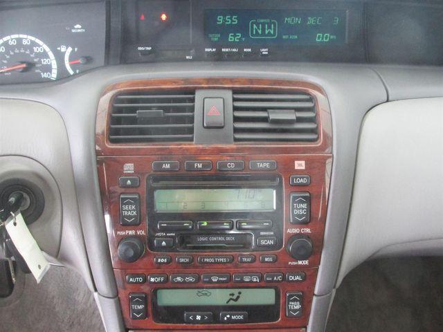 2002 Toyota Avalon XLS Gardena, California 6