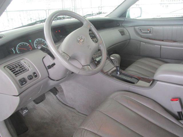 2002 Toyota Avalon XLS Gardena, California 4