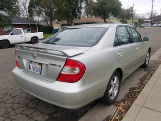 2002 Toyota Camry SE Chico, CA 6