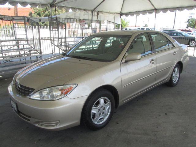 2002 Toyota Camry LE Gardena, California