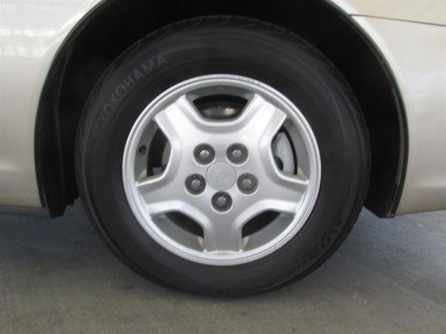 2002 Toyota Camry LE Gardena, California 14
