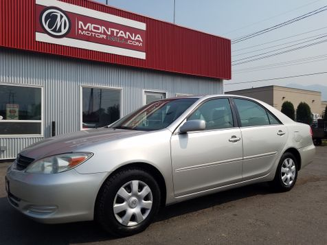 2002 Toyota CAMRY LE/XLE/SE in