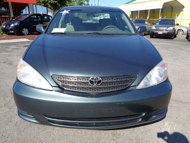 2002 Toyota Camry SE in Nashville, Tennessee 37211