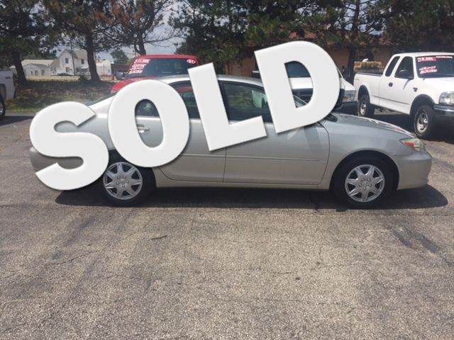 2002 Toyota Camry LE Ontario, OH