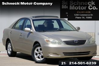 2002 Toyota Camry LE **HAIL SALE** in Plano TX, 75093