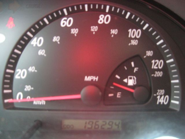 2002 Toyota Camry LE Richmond, Virginia 10
