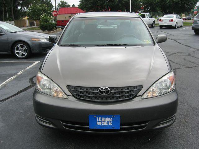 2002 Toyota Camry LE Richmond, Virginia 2