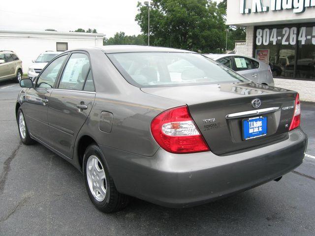 2002 Toyota Camry LE Richmond, Virginia 7