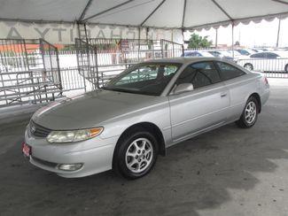 2002 Toyota Camry Solara SE Gardena, California