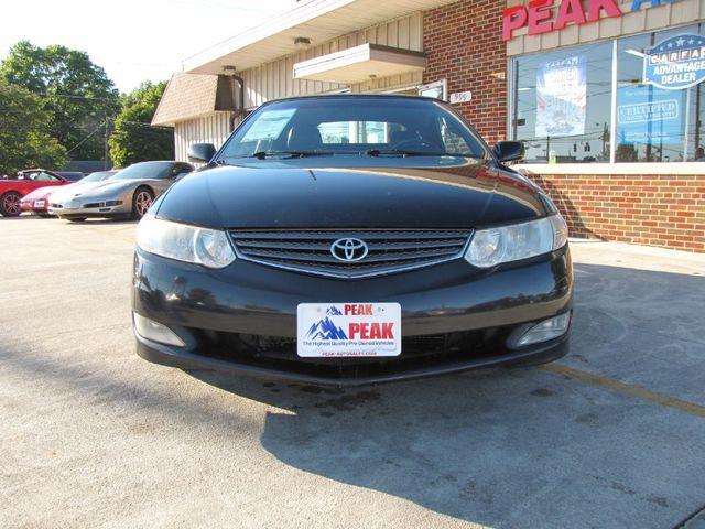 2002 Toyota Camry Solara SE in Medina OHIO, 44256