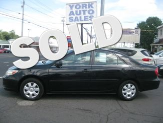 2002 Toyota Camry LE  city CT  York Auto Sales  in , CT