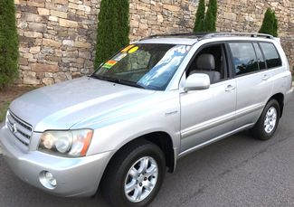 2002 Toyota-Carmartsouth.Com!! Highlander-BUY HERE PAY HERE! Limited- AUTO!! LOW MILES!! Knoxville, Tennessee