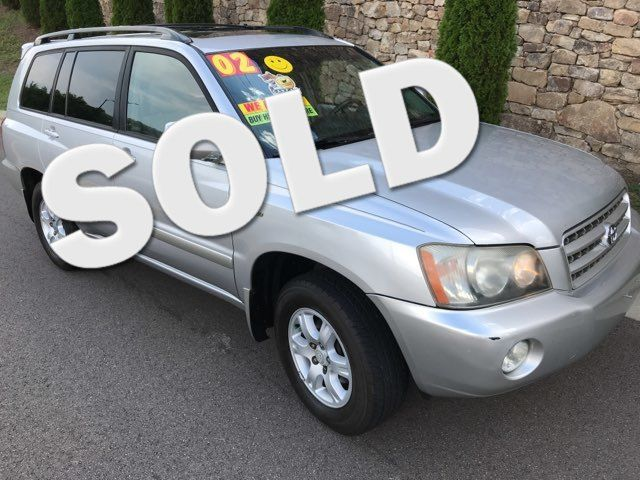2002 Toyota-Carmartsouth.Com!! Highlander-BUY HERE PAY HERE! Limited- AUTO!! LOW MILES!! Knoxville, Tennessee 2