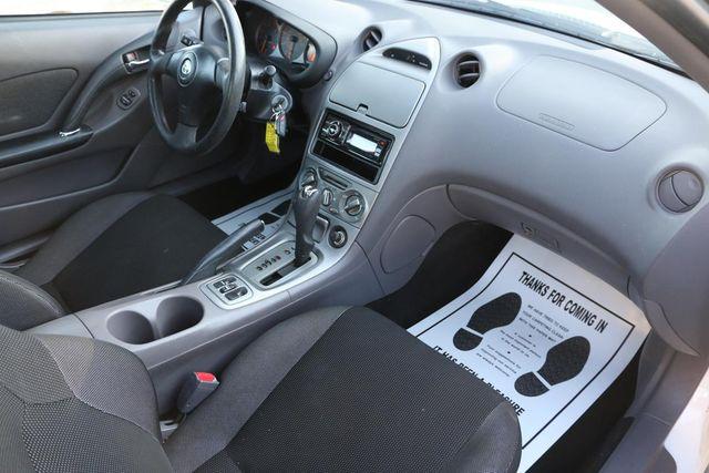 2002 Toyota Celica GT Santa Clarita, CA 8