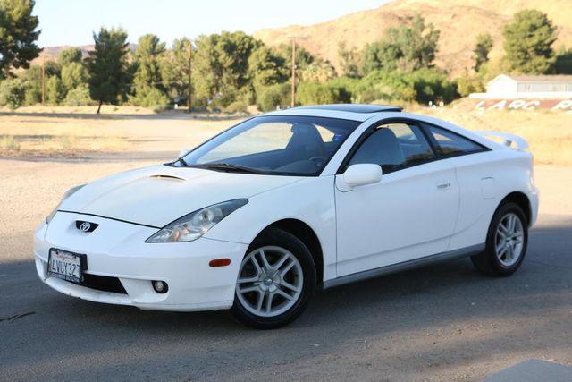 2002 Toyota Celica GT Santa Clarita, CA 1