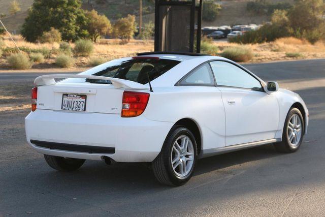 2002 Toyota Celica GT Santa Clarita, CA 6