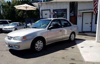 2002 Toyota Corolla S Chico, CA 1