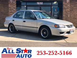 2002 Toyota Corolla S in Puyallup Washington, 98371