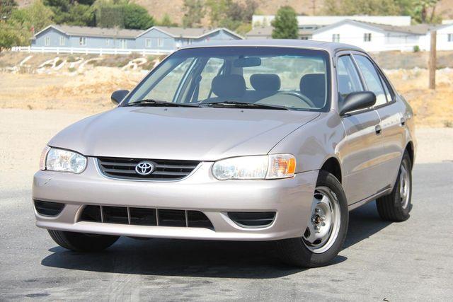Delightful ... 2002 Toyota Corolla CE Santa Clarita, ...