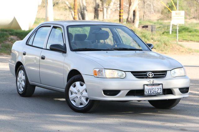 2002 Toyota Corolla CE Santa Clarita, CA 3
